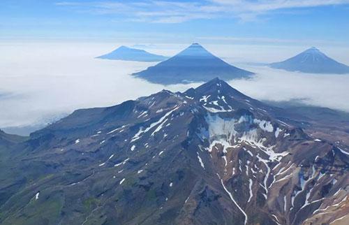 阿拉斯加群岛链可能真的是一个巨型火山