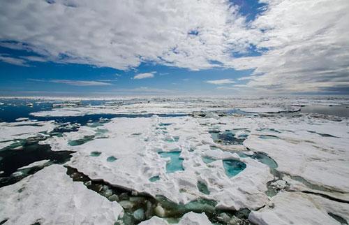 北极景观的戏剧性转变可能是永久的