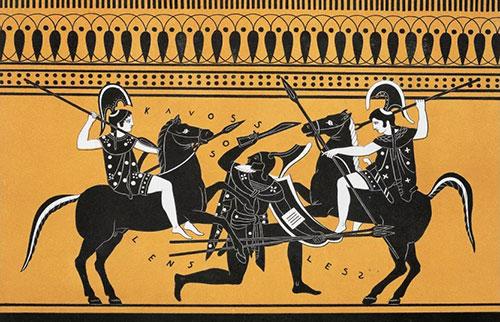 希腊神话中的亚马逊女战士真的存在吗?