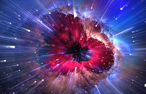 """超强大的""""摇动""""粒子可以主导婴儿宇宙,然后消失"""