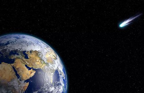 杀死恐龙的太空岩石可能起源于太阳系的边缘