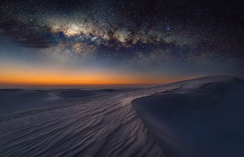 为什么沙漠在晚上变得如此寒冷?