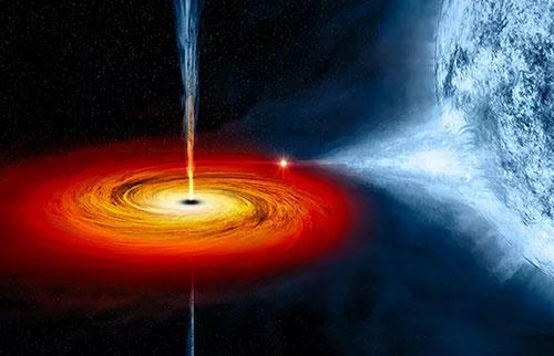 天文学家找到了迄今为止最快的旋转黑洞