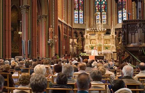 为什么基督教有这么多教派?