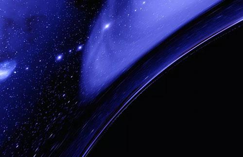 """黑洞可能是""""普朗克之心""""的暗星"""