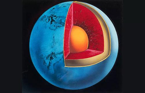 地球有一个隐藏层,没有人确切知道它是什么