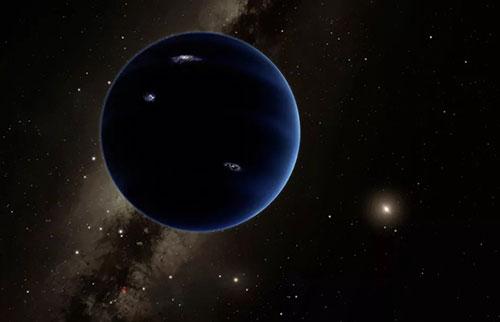 如果第九星球是一个婴儿黑洞怎么办?