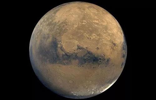研究发现:火星可能将水的海洋隐藏在地壳下