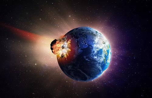 世界上最古老的流星陨石坑看起来似乎不一样