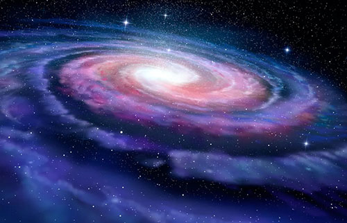 天文学家探测到一颗明亮的蓝色恒星桥,并且即将吹灭
