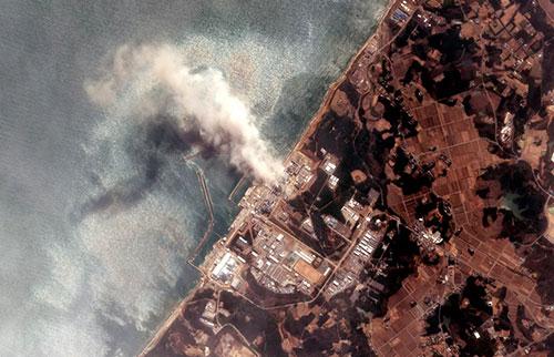 来自福岛的数百万吨核废水将被倾倒入海
