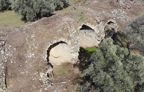 土耳其出土的罗马时代的角斗士竞技场