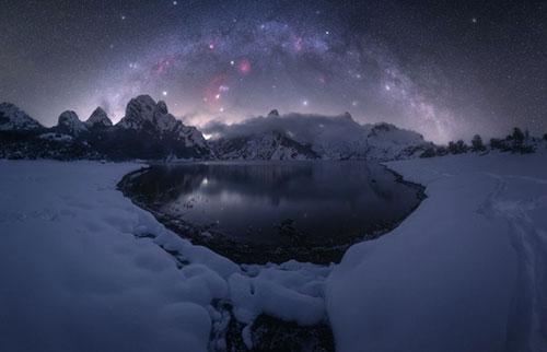 银河画廊:观看令人惊叹的银河系图像
