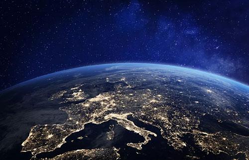 """地球有2750万年的""""脉搏"""""""