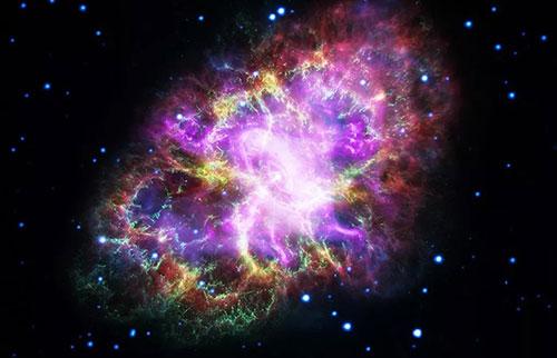 1000年前的神秘爆炸可能是罕见的第三类超新星