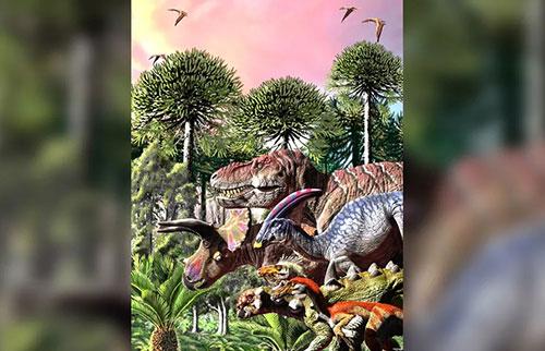 恐龙很可能在小行星撞击之前就已经灭亡了