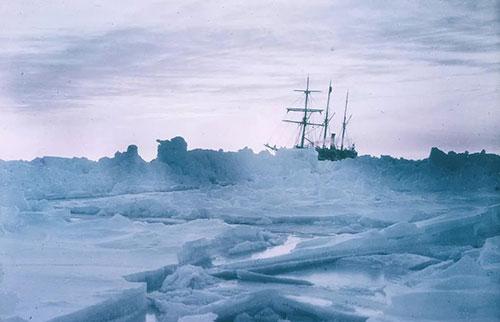 新的探险队将在南极水域深处寻找沙克尔顿的坚忍号