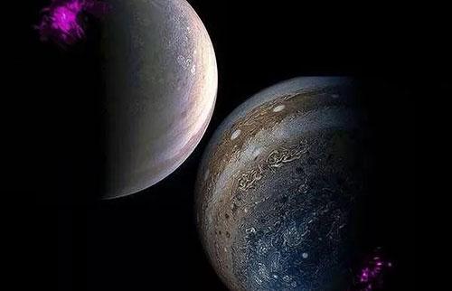 木星强大的X射线极光之谜终于解开了
