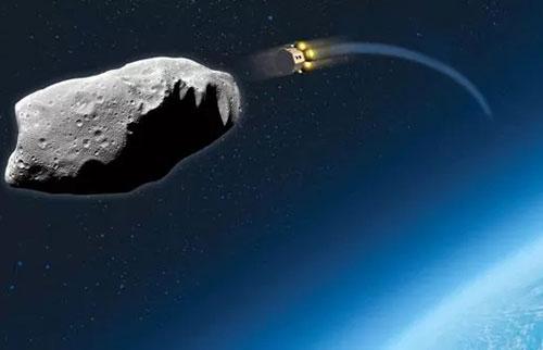 改变用途的通信卫星可以帮助拯救人类免受小行星撞击