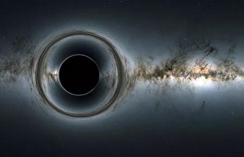 """我们能用""""光子球""""解决黑洞信息悖论吗?"""