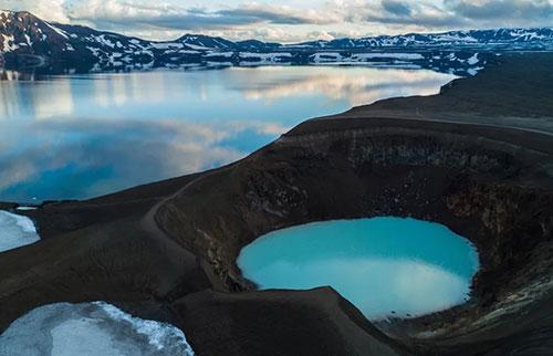 冰岛可能是沉没大陆的一角
