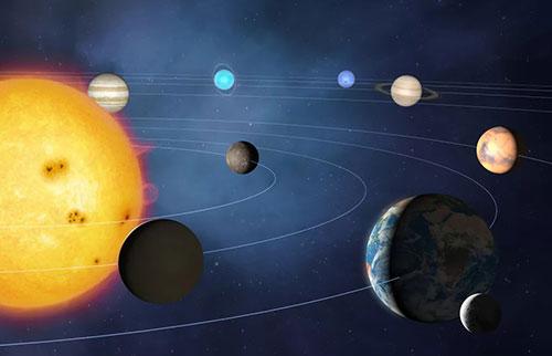 太阳系的边缘是什么样的?