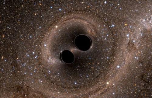 宇宙大爆炸留下的黑洞是否存在?