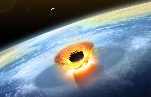 可能发现恐龙灭绝小行星的起源