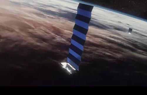 SpaceX Starlink 卫星负责轨道上超过一半的近距离接触