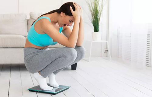 为什么有时运动后体重会增加?