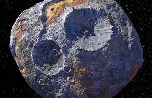 我们可以用捕获的小行星做什么?