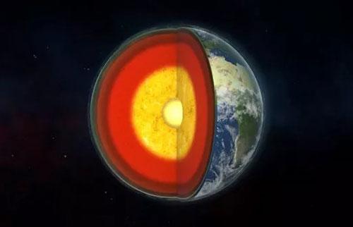 地球的大部分碳可能被锁定在我们星球的外核中