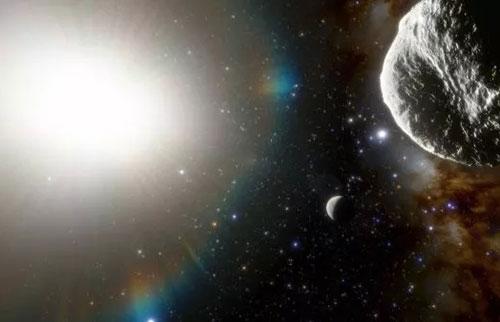 发现太阳系中运行速度最快的小行星