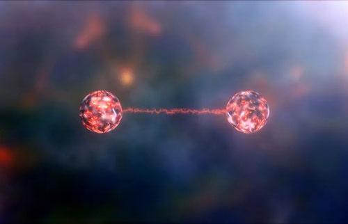 量子晶体可以揭示暗物质的身份