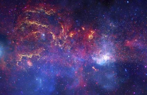 科学家们难倒银河系中心附近奇怪的重复无线电信号