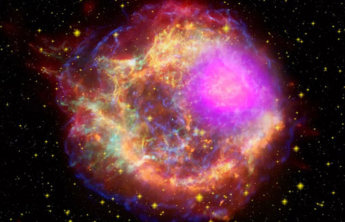 科学家终于对宇宙中能量最高的爆炸有了解释