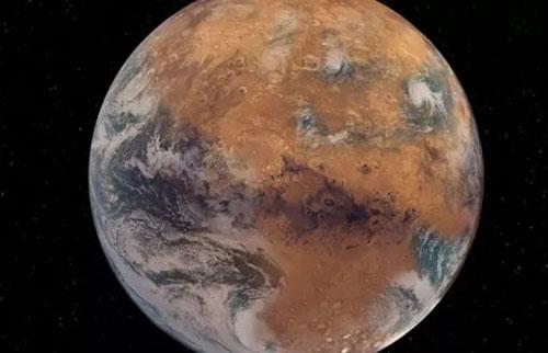 火星注定要枯竭