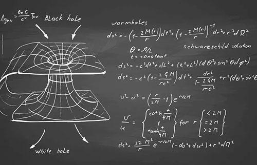 奇怪的数学术语改变了我们对黑洞的整体看法