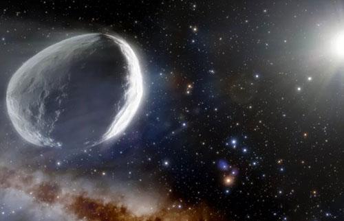 有史以来发现的最大彗星正朝着我们前进